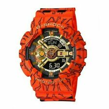 Casio G-Shock Dragon Ball Z GA-110JDB-1A4 51.2mm Case Orange/Black Resin Wristwatch