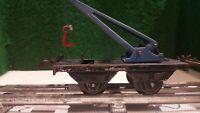 Hornby échelle o wagon grue