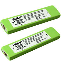 2-Pack 1200 mAh HQRP Battery for SONY Series CD MD MP3 / NC-5WM, NC-6WM, NH-14WM