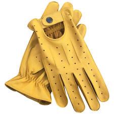 Guantes de hombre en color principal amarillo