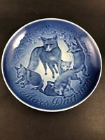 Bing & Grondahl Mothers Day Plates Multiple Years 1970s Mors Dag Gen X