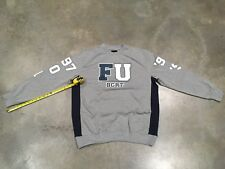 BGRT 'FU' Longsleeve (with Small Defect) In Gry/Nvy Sz. Xl 100% Authentic