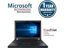 "Refurbished Lenovo ThinkPad T410 14.1"" Intel Core i5-520M 2.4GHz 4GB DDR3 120GB"