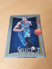Panini Select 12-13 russell westbrook #89