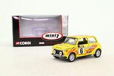 Corgi CC82214; BL/Rover Mini; Mini Miglia; Ian Gunn; RN6; Very Good Boxed