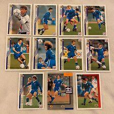GREECE : UPPER DECK 11 TRADING CARD WORLD CUP 1994