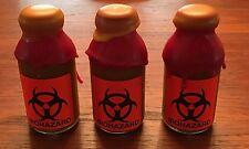 Toxic Sludge BioHazard Scotch Bonnet Hot Sauce and Marinade HOT! YUMMY!