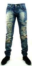 JEANS HOMME BAR MAGIC W32L32 T.42 FR  NEUF FASHION JAPAN USED DROIT CIPO BAXX