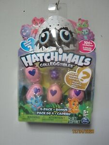 Hatchimals Colleggtibles Season 2 Mystery 4-Pack + Bonus