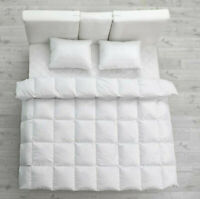 Feels Like Down Microfiber Quilt Duvet 13.5 Tog Double King Super King Size