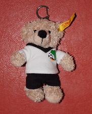 STEIFF Knopf im Ohr Schlüsselanhänger Teddy FYNN Team Southafrica Fussball WM