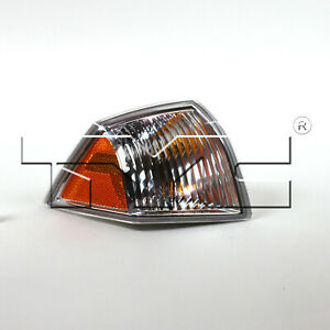 Parking/Corner Turn Signal Light for 07-10 Jeep Compass Right Passenger Side