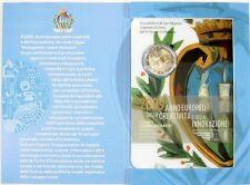 SAN MARINO 2 euro 2009 S/C Año Europeo de la Creatividad e innovación