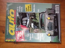 $$w Revue auto Passion N°82 Peugeot 202  Talbot 2500  Zil 114  VHC  Musee Patin