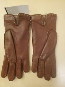 Barneys New York women's gloves 100% cashmere size 6.5