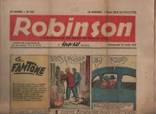 ROBINSON n°262. Zone Libre 17 août 1941. Bel état (réf. RC29)