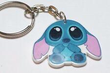 CUTE DISNEY STITCH KEYRING/Keychain/bag charm/gift
