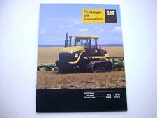 Caterpillar Challenger 95E Agricultural Tractor Brochure 16 Pages