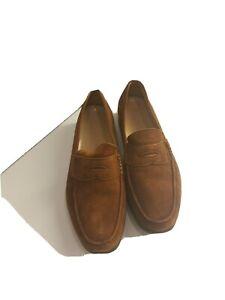 Aldo Brue Suede Loafers 12