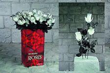 gris rose artificiel GOTHIQUE HALLOWEEN décoration corspe Fiancée accessoire