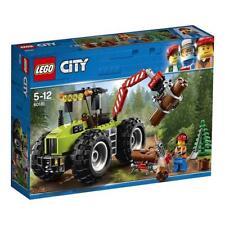 LEGO® City 60181 - Forsttraktor, Fahrzeug, Konstruktionsspielzeug, Bausatz