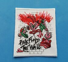 PUNK ROCK HEAVY METAL MUSIC FESTIVAL SEW ON / IRON ON PATCH:- PINK FLOYD (a)