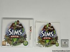 The Sims 3 - Pets - Nintendo 3DS