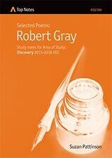 HSC English Top Notes study Guide Robert Gray