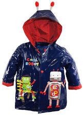 8e38e9db14384 Polyester Raincoats (Newborn - 5T) for Boys for sale | eBay