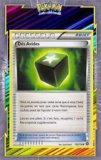 🌈Dés Avides - XY11:Offensive Vapeur - 102/114 - Carte Pokemon Neuve Française