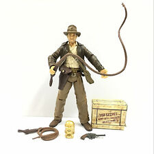 New Indiana Jones Raiders of the Lost Ark 3.75''Action Figure With Accessories