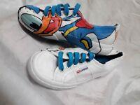 Sneakers Superga Disney Bambino Donna Scarpe Ginnastica 35 Woman Shoes Schuhe