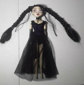 Bleeding Edge Goth Doll - Storm 2003