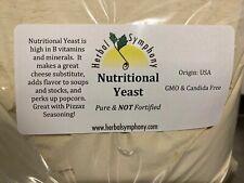 Non-GMO Unfortified Nutritional Yeast Fuhrman Vegan Bulk Non-fortified 5 / 10 lb