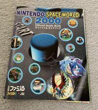 Nintendo Spaceworld 2000 Official Strategy Guide Book - Rare - USA SHIP