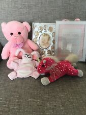 JOB LOT OF 3 BABY GIFTS + FREE ITEMS