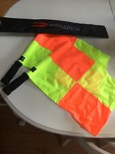New Veloce Training Referee Checkered Flags