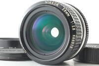 【 Near MINT 】Nikon Ai Nikkor 28mm f2.8 Wide Angle MF Prime Good Lens  From JAPAN