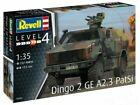 Revell 1:35 scale model kit - Dingo 2 GE A2.3 PatSi  RV03284