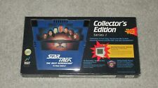 Star Trek The Next Generation A Final Unity Collector's Edition PC Game 1994