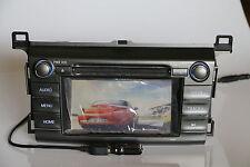 "2013-17 Toyota RAV4 6"" OEM CD Player Radio Stereo Touch Screen Bluetooth Camera"