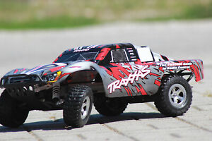 Traxxas 58024 Red SLASH 2WD Short Track Racer Incl. Tq Radio Controll 1:10 New