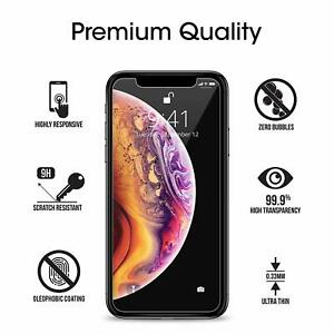 Glass Screen Protector/Tempered Glass For IPhone X