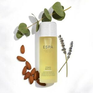 Espa Natural Beauty Inner Calm Fitness Bath Oil  100ml RRP£38