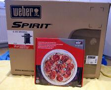 Weber Gasgrill SPIRIT E-310 Original mit Pizzastein, NEU, OVP,