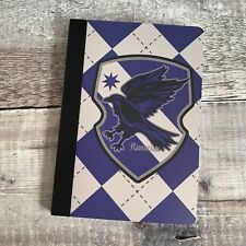 Harry Potter Primark Ravenclaw Journal Notebook School Book Pad Blogger Gift