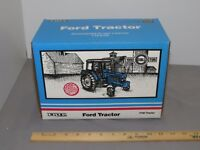 Vintage 1/16 Ford 7740 Tractor with Cab 1992 Collector New in Box by Ertl NICE!