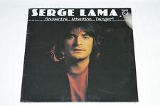 SERGE LAMA Souvenirs ... Attention... Danger! LP 1980 NEW SEALED Canada Gatefold
