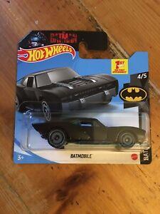 Hot Wheels 2021 The Batman Batmobile 1st Appearance