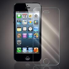 iPhone 5 5S SE Panzer Folie Echt Glas Displayschutzfolie Schutz Glas Folie 9H